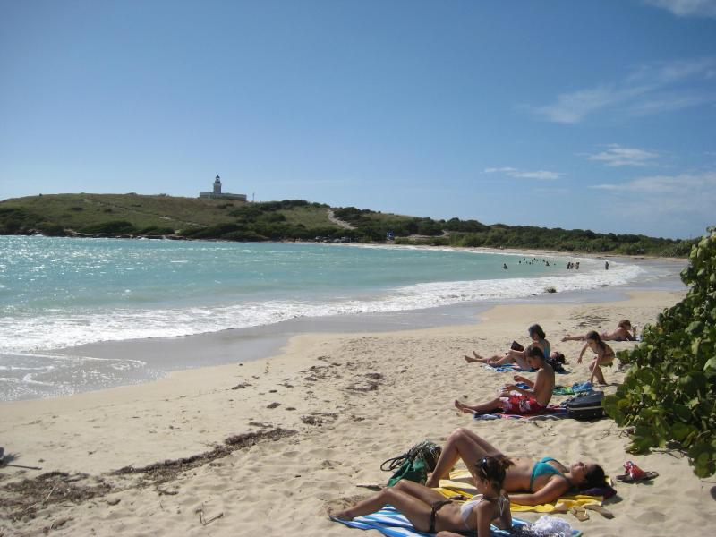 Beach at Cabo Rojo Light, private - Boqueron Villa Taina - Boqueron - rentals