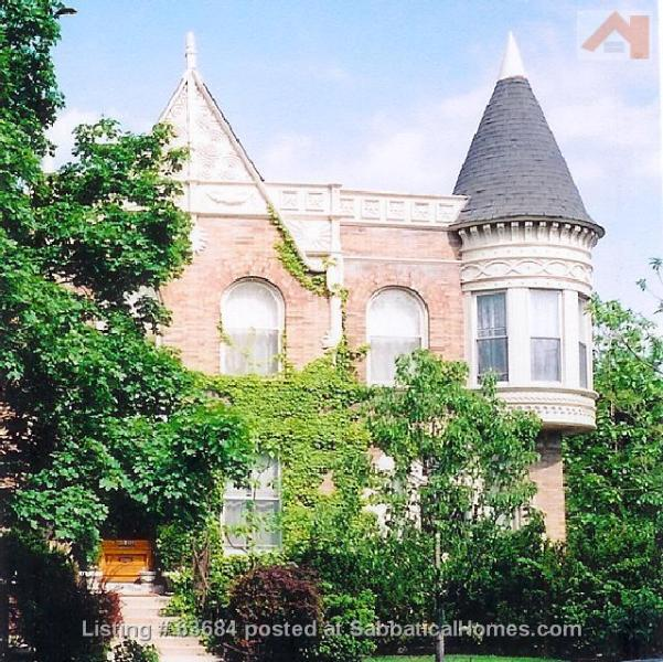 Exterior - BEAUTIFULLY FURNISHED APARTMENT IN LOVELY HISTORIC HOME - Chicago - rentals