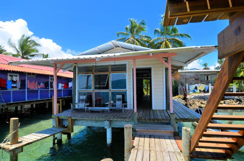 front of home - By the Sea Casitas Guesthouse - Bocas del Toro - rentals
