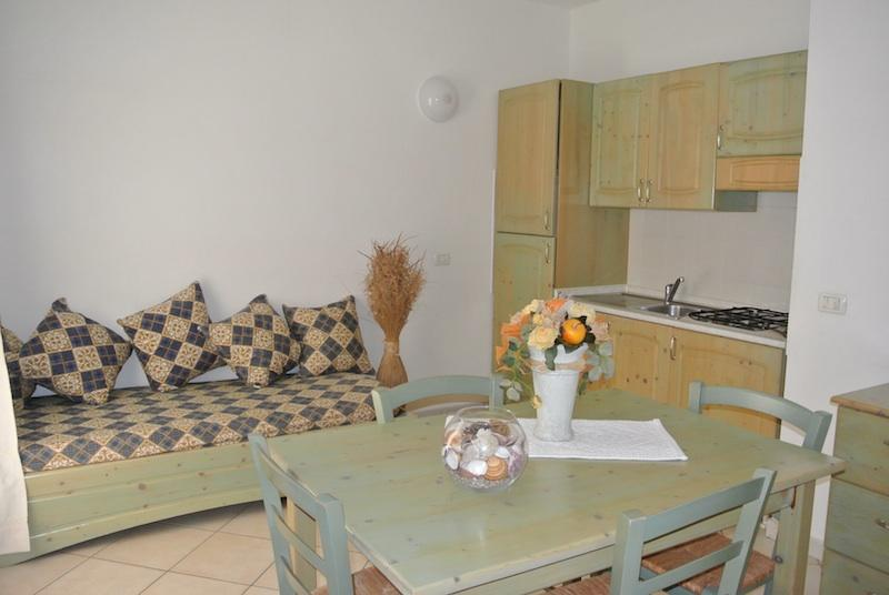 Studio with sea view and swimming pool - Image 1 - Nuxis - rentals