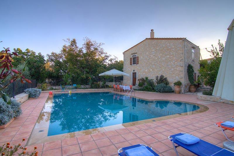 Traditional Villa in Crete - Image 1 - Rethymnon - rentals