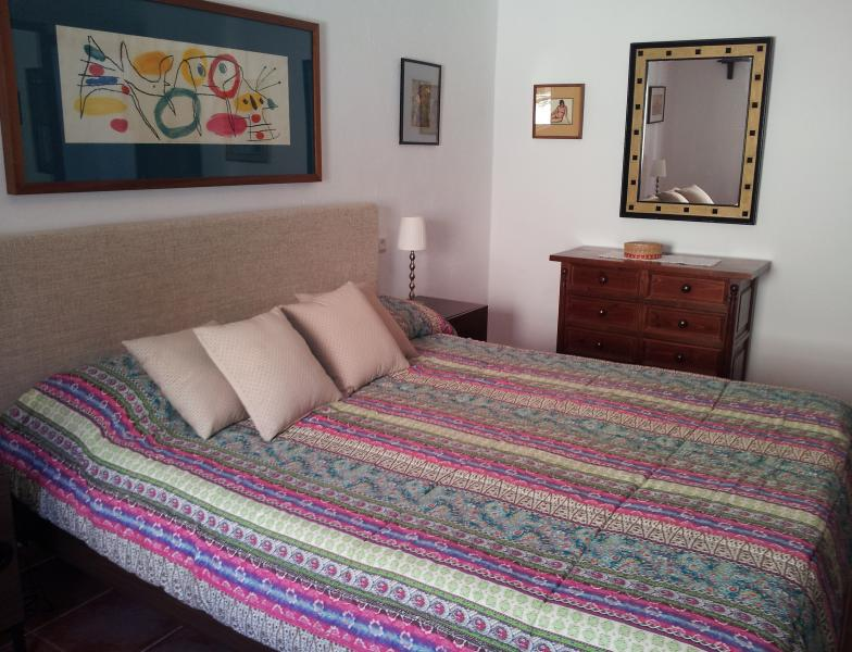 Very nice main bedroom - Charming townhouse in Pollença - Pollenca - rentals