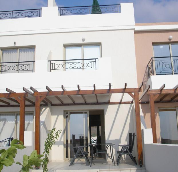 Garden - 2 bedroom house with roof garden - Tala - rentals