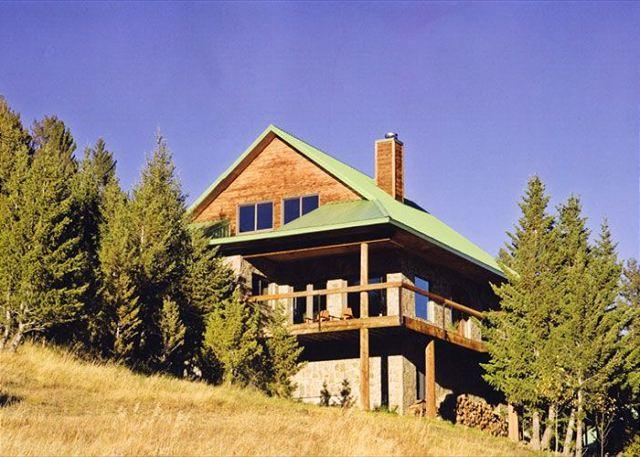 The Lodge at Horse Creek - Image 1 - Clyde Park - rentals