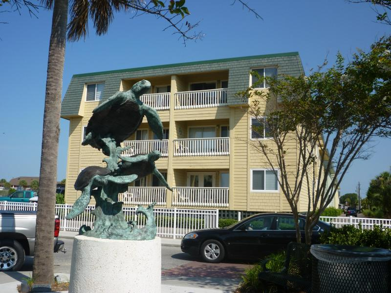 Oceanside Villas - Oceanside Villa #305 (3rd floor) - Isle of Palms - rentals