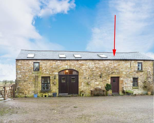 LAPWING COTTAGE, woodburner, arable farm setting, shared games room, pets welcome, terrace cottage near Newcastleton, Ref. 903701 - Image 1 - Newcastleton - rentals