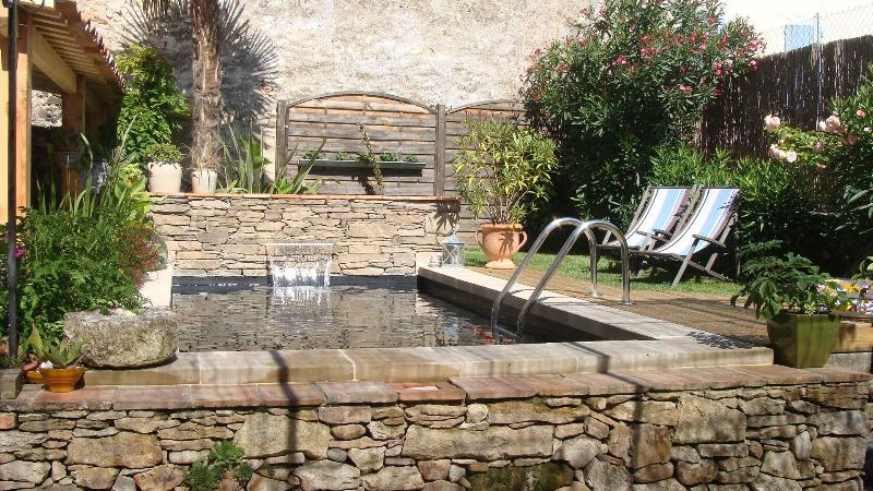 pool - Stone house with private pool near carcassonne - Eyne - rentals