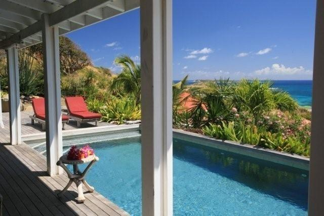 VILLA COTE SUD Orient Bay/Swimming-Pool/Ocean View - Image 1 - Orient Bay - rentals