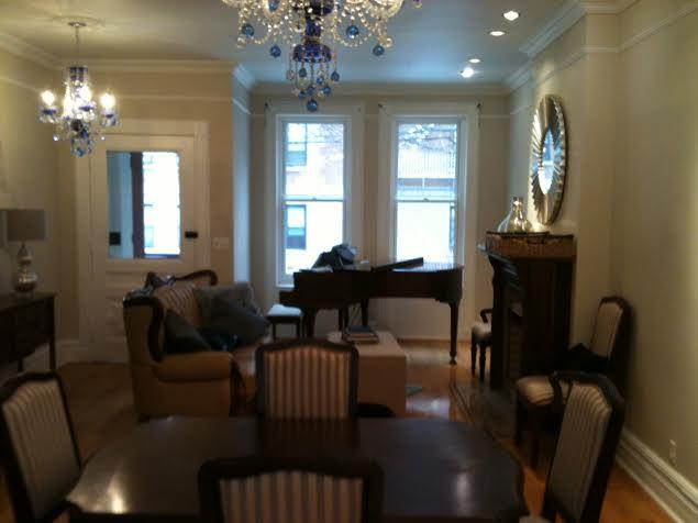 Living room - Superbowl special - your own house - Hoboken - rentals