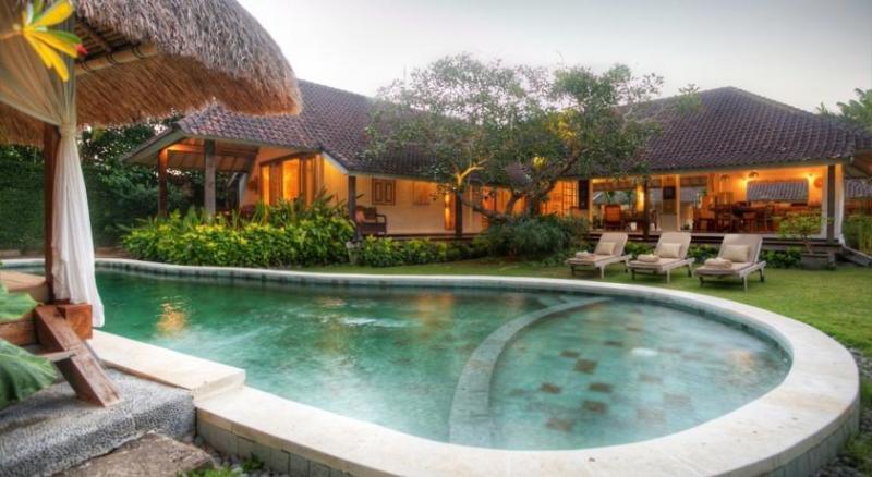 pool - Sakovabali Villa 0019 Seminyak 5 BR - Denpasar - rentals