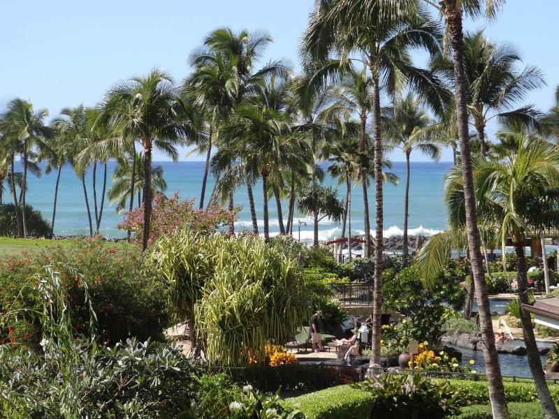 View of the Pacific Ocean from your lanai - Spect Ocean View - 3BR  Beach Front Villas (20326) - Kapolei - rentals