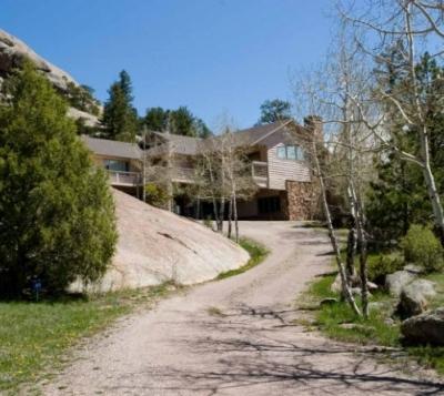 7BR Luxury Estate - Masterpiece in the Rockies - Image 1 - Estes Park - rentals