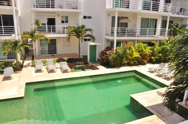 Pool - PELICANOS, Modern and nice, close to everything - Playa del Carmen - rentals