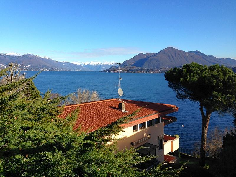 Villa Stresa vacation rental with frontal lakeviews - Villa with spectacular lakeview near Stresa! - Stresa - rentals