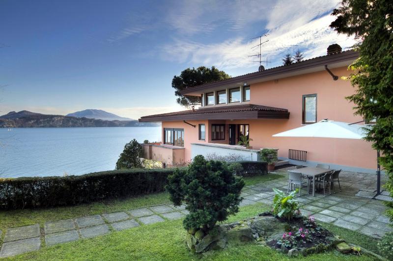 Charming Villa Overlooking Lake Maggiore - Villa Ligia - Image 1 - Stresa - rentals