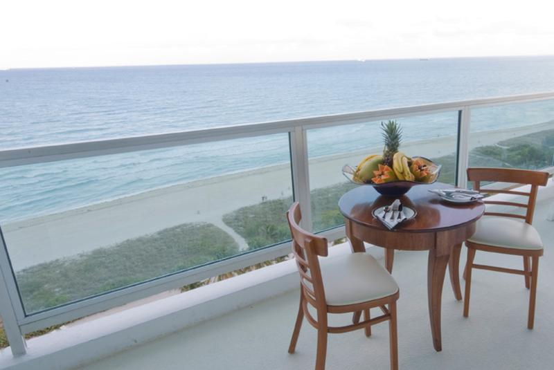 large spacious balconies - Ocean Front Master 2/2 Sleeps 6, Max 7* - Miami Beach - rentals