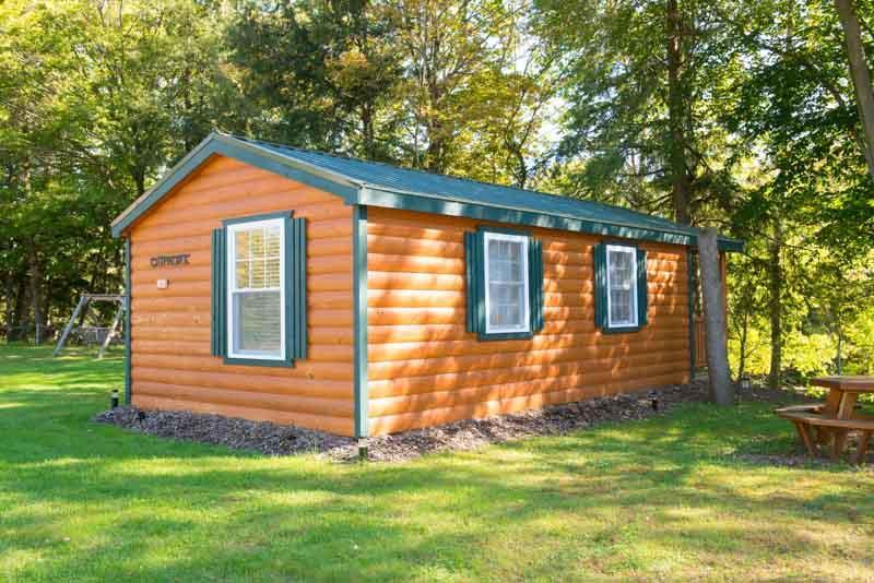 Chipmunk Lodge, One-bedroom Cabin - Image 1 - Taberg - rentals