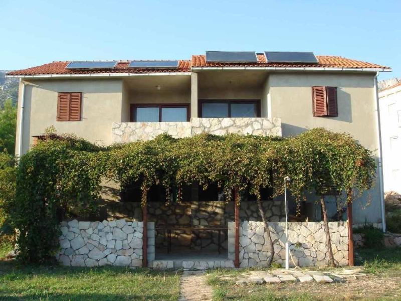 Apartments Zmaj - island Hvar Zavala AP1 (4+1) - Image 1 - Zavala - rentals