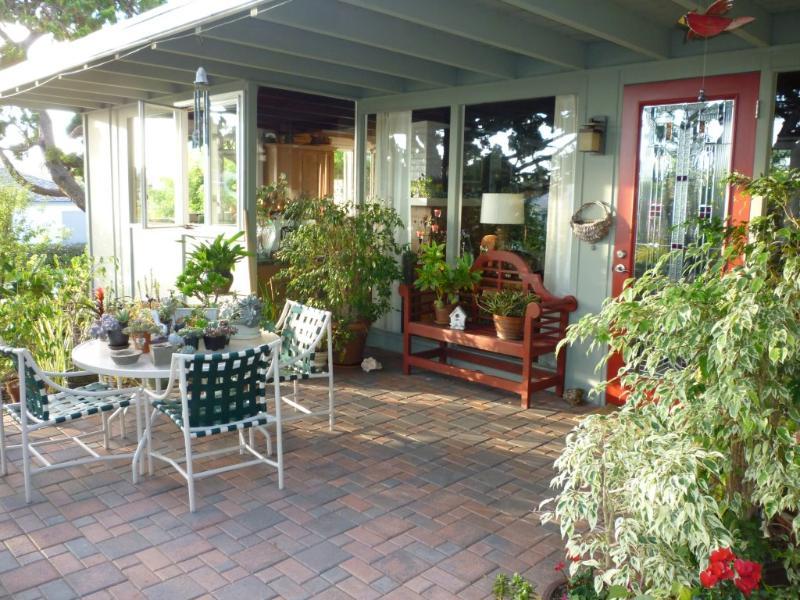 Front Porch - La Jolla Charmer - La Jolla - rentals