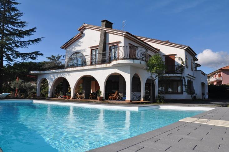 The wonderful villa - VILLA MARIÆTNA: Panoramic villa with private pool - Trecastagni - rentals