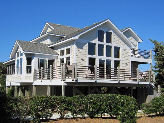 WP04: It's Five O'Clock Here - Image 1 - Ocracoke - rentals