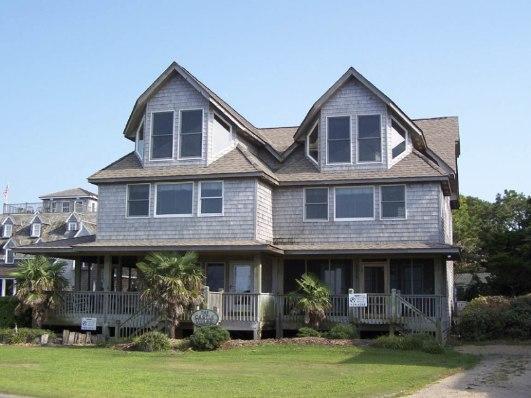 WP20: Castle Villa I - Image 1 - Ocracoke - rentals