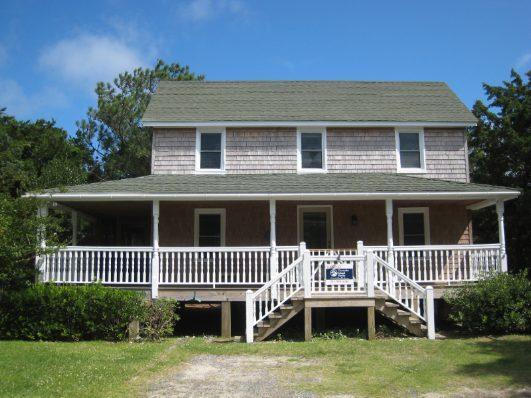 WV40: BJ Garrish Cottage - Image 1 - Ocracoke - rentals