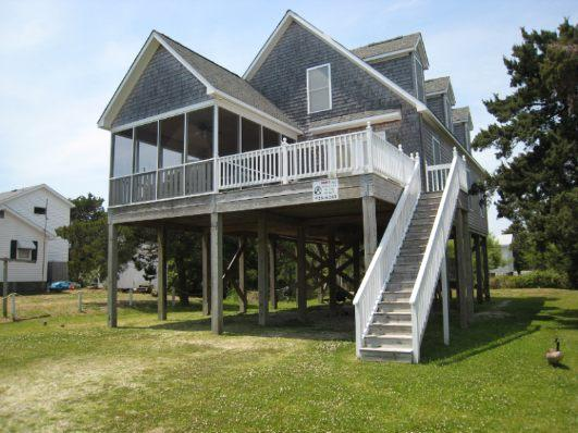 CR12: The Mary Fisher Cottage - Image 1 - Ocracoke - rentals