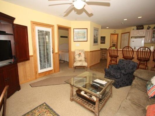 CV4A: Sea Shell 4A - One Bedroom Villa - Image 1 - Ocracoke - rentals