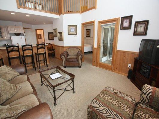 CV08: Crow's Nest CV08 - Two Bedroom Villa - Image 1 - Ocracoke - rentals