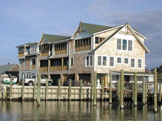D103: Down Creek Condo Unit 103 - Image 1 - Ocracoke - rentals