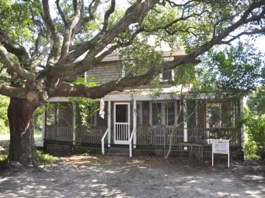 DC06: Rye Garrish Home - Image 1 - Ocracoke - rentals