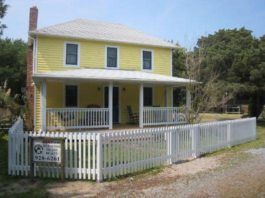 DC07: Miss Elecia Garrish Home - Image 1 - Ocracoke - rentals