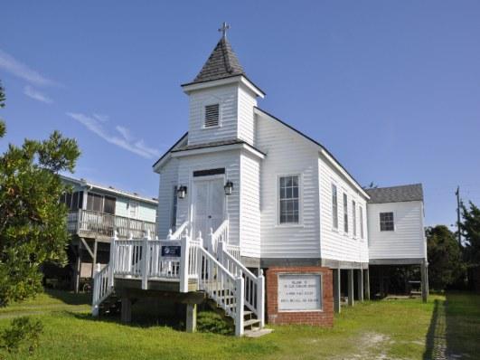 IR17: The Olde Ocracoke Church - Image 1 - Ocracoke - rentals