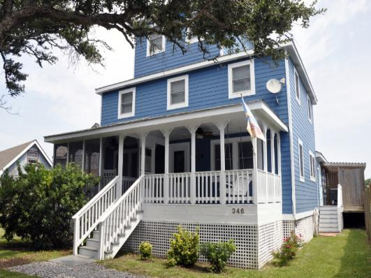 NP36: Emotional Rescue (formerly Off the Deep End) - Image 1 - Ocracoke - rentals