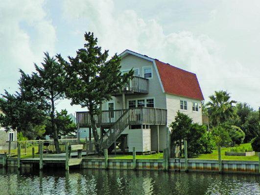 OC05: Livin' Outta Line - Image 1 - Ocracoke - rentals
