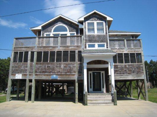 UT06: Beach Glass - Image 1 - Ocracoke - rentals