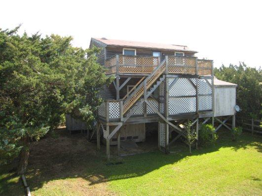UT24: House with No Name - Image 1 - Ocracoke - rentals