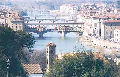 Apartment Botticelli Florence, Tuscany - View - Botticelli Apartment - Lastra a Signa - rentals