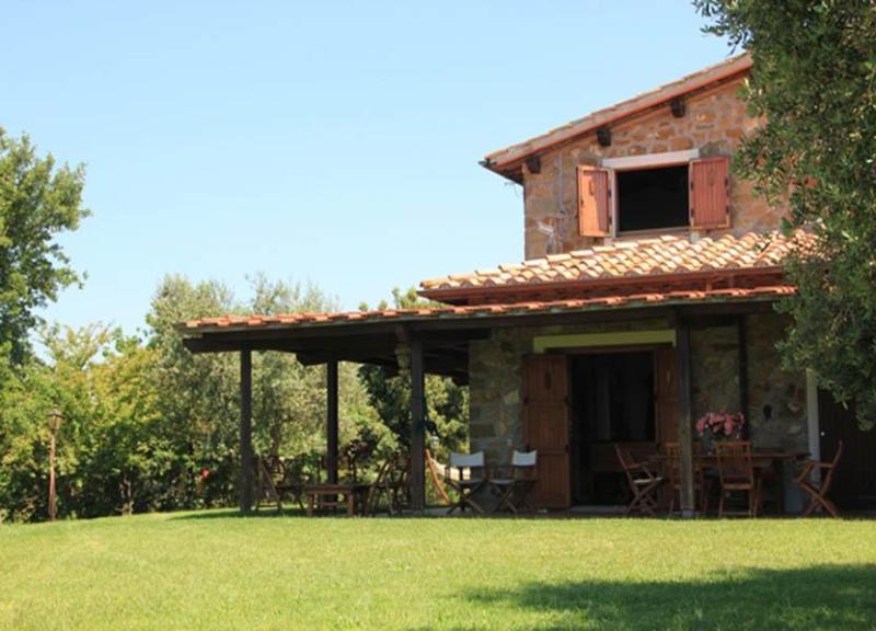 Main view of the Villa Bosco - Villa Bosco - Grosseto - rentals