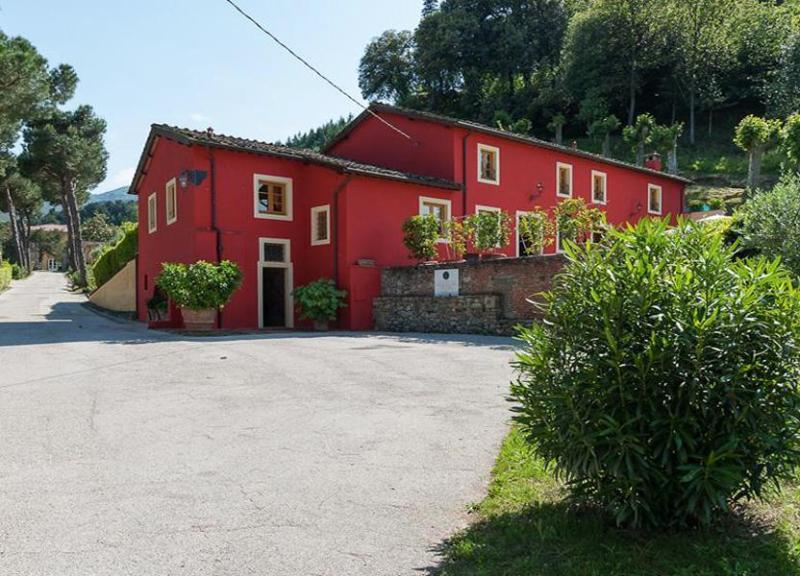 Main view of the Villa Vigna - Villa Vigna - Capannori - rentals