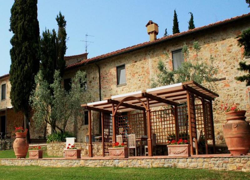 Borgo Loggiota - Image 1 - Bucine - rentals