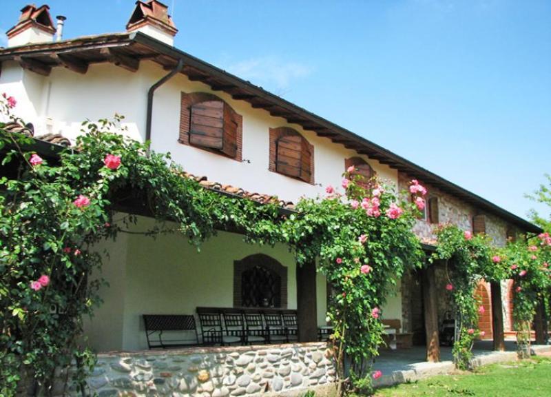 Closer view of Villa Stefania - Villa Cornelio - Gragnano - rentals