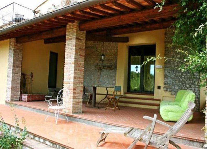Villa Sunflower - Image 1 - Montespertoli - rentals