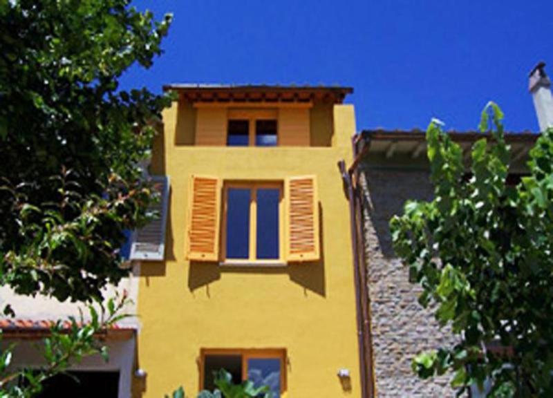 Main view of the apartment - La Rocca - Apartment Belfry - Montespertoli - rentals