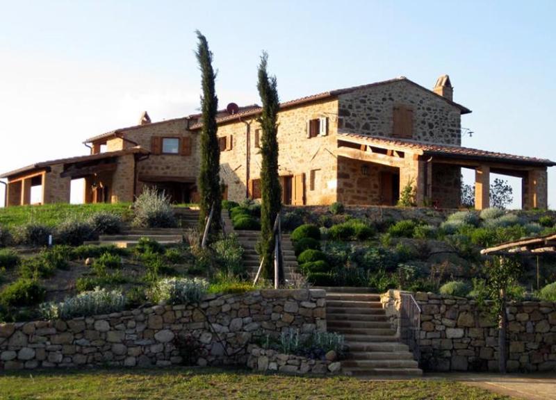 Villa Orcia - Image 1 - Pienza - rentals