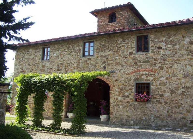 Main view of the Villa Fiesole - Villa Fiesole - Fiesole - rentals