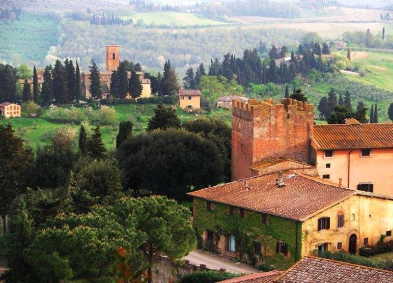 Apartment Giuseppa - Image 1 - Certaldo - rentals
