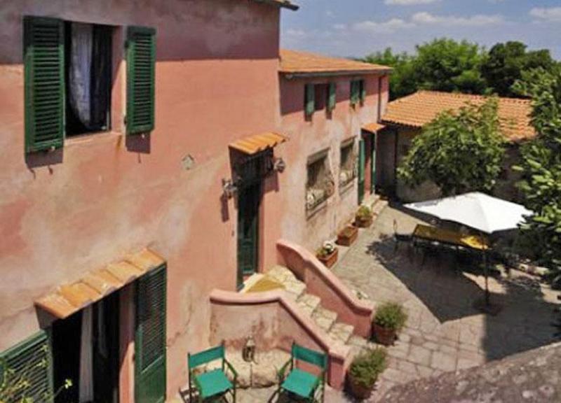 Main view of the Villa Donia - Villa Donia - Ansedonia - rentals