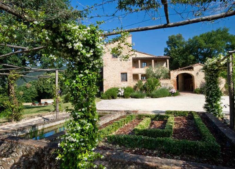 Main view of the Villa Stella - Villa Stella - Sovicille - rentals